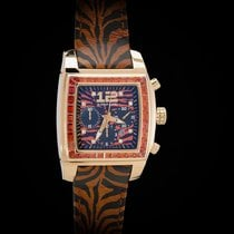 Chopard Two O Ten Rose gold 40mm United States of America, Washington, Seattle
