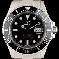 Rolex S/S Unworn Red Writing Sea-Dweller 43mm B&P 126600