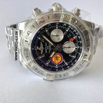 Breitling Chronomat 44 GMT Patrouille Suisse 50th Anniversary...