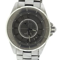 Chanel Titanium Automatic 38mm pre-owned J12