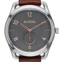 Nixon Stål 45mm Kvarts A465-2064 ny