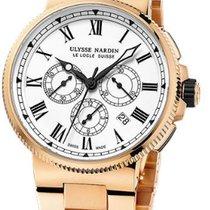 Ulysse Nardin 1506-150LE-8M  Marine Chronograph  Watch
