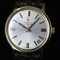 Zenith Stellina Steel Gold Plated Automatic