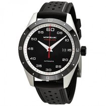 Montblanc Steel 41mm Automatic 116059 new