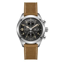 Hamilton Khaki Field Day Date new 42mm Steel