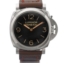 Panerai | A Stainless Steel Cushion Form Wristwatch  Ref...