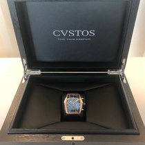 Cvstos 41mm Automatic 2013 pre-owned Challenge