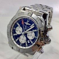 Breitling Chronomat GMT Stahl 47mm Blau Deutschland, Essen