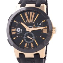 Ulysse Nardin Ceramic Automatic 43mm pre-owned Executive Dual Time