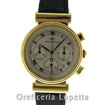 IWC Da Vinci Chronograph 3739 pre-owned