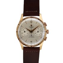Universal Genève Compax Rose gold 37mm United States of America, Florida, Miami Beach