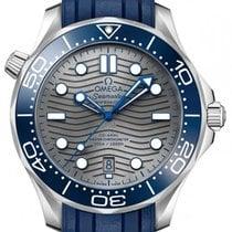 Omega 210.32.42.20.06.001 Steel Seamaster Diver 300 M 42,00mm