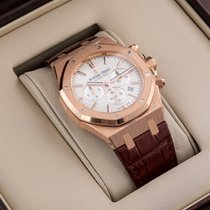 Audemars Piguet 26320OR.OO.D088CR.01 Rose gold Royal Oak Chronograph 41mm new United States of America, Florida, Aventura