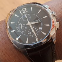 Hamilton Jazzmaster Cushion chrono Automatic--------