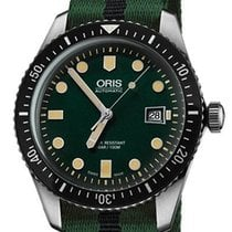 Oris Divers Sixty Five 01 733 7720 4057-07 5 21 25FC new