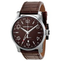 Montblanc Steel Automatic new Timewalker