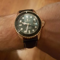 Steinhart Gold/Steel Automatic 103-0746 pre-owned