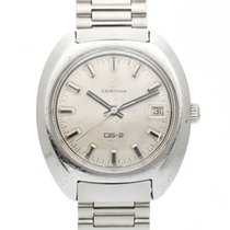 Certina DS-2 Stål 38mm Silver