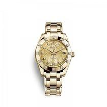 Rolex Pearlmaster 813180010 новые