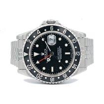 Rolex 16710 Staal 1991 GMT-Master II 40mm tweedehands