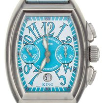 Franck Muller 8005CC KING Steel Conquistador 41mm pre-owned United States of America, Illinois, BUFFALO GROVE