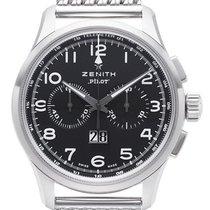 Zenith El Primero Big Date Special Acero 42mm Negro