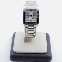 Cartier Tank Anglaise Steel 22mm Silver United States of America, Nevada, Las Vegas
