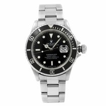 Rolex Submariner Date 16610 1996 pre-owned