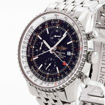 Breitling Navitimer World A24322 2011 pre-owned