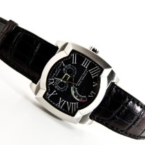 DeLaCour Steel 47mm Automatic deLa Cour Saqra Limited Edition pre-owned