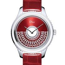 Dior Steel 36mm Automatic CD153B14A001 new
