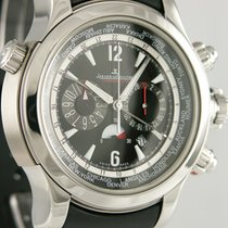 Jaeger-LeCoultre Master Compressor Extreme World Chronograph Steel 45.5mm Black