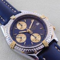 Breitling Chronomat Gold/Stahl 39mm Blau Deutschland, Buxtehude