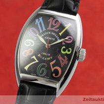 Franck Muller Color Dreams Steel 35.5mm Black