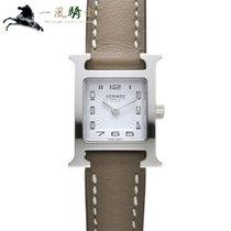 Hermès Acier 24mm Quartz HH1.110 nouveau