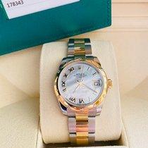 Rolex Lady-Datejust neu 2019 Automatik Uhr mit Original-Box und Original-Papieren 178343