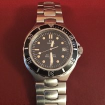 Omega 396.1052 Steel 1993 Seamaster 38mm pre-owned
