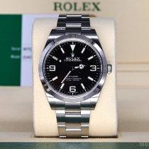 Rolex Explorer 214270 2018 gebraucht