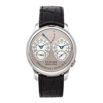 F.P.Journe Platinum 40mm Manual winding PT CHR RES40 pre-owned United States of America, Pennsylvania, Bala Cynwyd