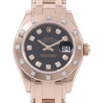 Rolex Lady-Datejust Pearlmaster 29mm Negro
