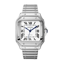Cartier Santos (submodel) new 2020 Automatic Watch with original box and original papers WSSA0029