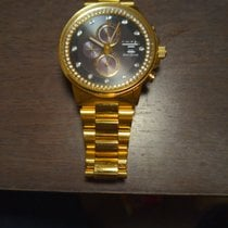 Citizen Yellow gold Automatic No numerals pre-owned
