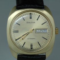 Bulova Yellow gold Automatic pre-owned