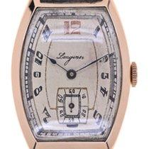 Longines Mans Wristwatch Tonneau
