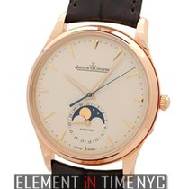 Jaeger-LeCoultre Master Ultra Thin Moon Rose gold 39mm Champagne United States of America, New York, New York