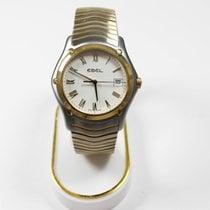 Ebel Classic Gold/Stahl 37mm Weiß Römisch Deutschland, Essen