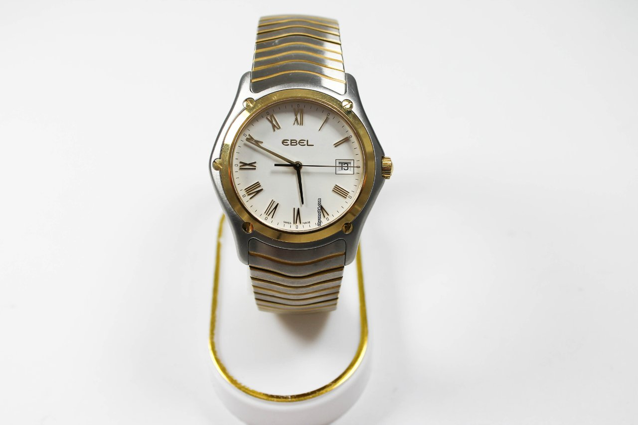Ebel Classic 1255F41 pre-owned