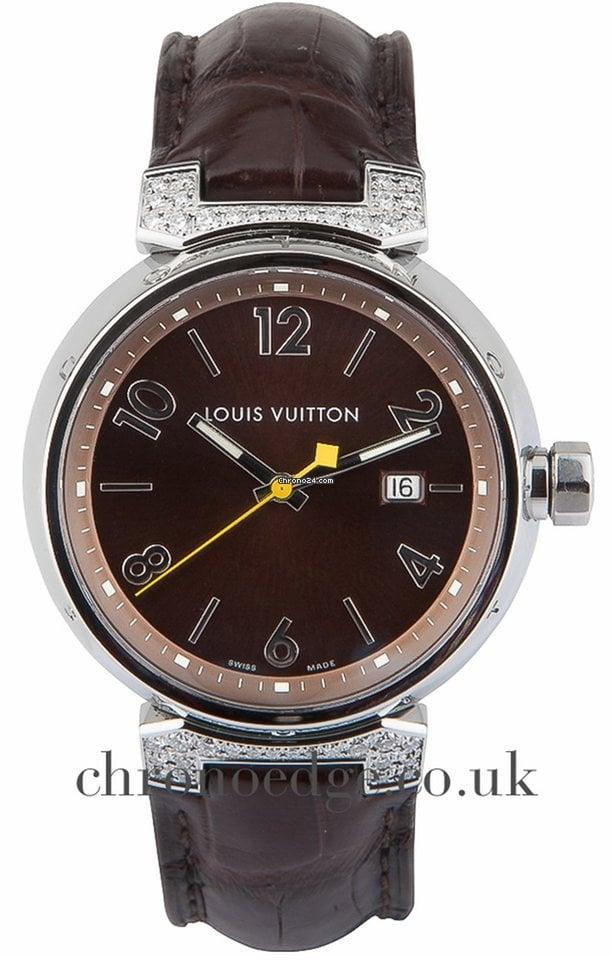 b6013e083eff Relojes Louis Vuitton - Precios de todos los relojes Louis Vuitton en  Chrono24