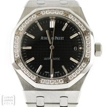 Audemars Piguet Uhr Royal Oak Lady Ref. 15451ST.ZZ.1256ST.01...