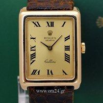 Ρολεξ (Rolex) Cellini 18k Yellow Gold 4103 Manual Winding...